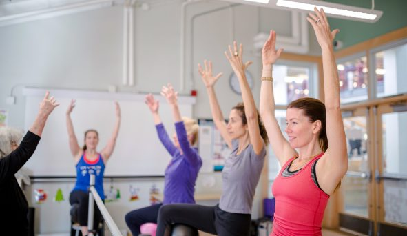 Classes & Schedules - YMCA of Martha's Vineyard